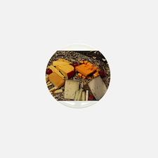cheese plate Mini Button