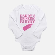 Daddy's Drinking Buddy Body Suit