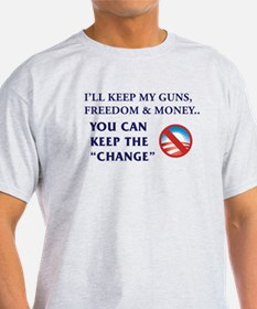 Cute You can keep the change T-Shirt