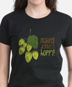 Unique Making drinks Tee