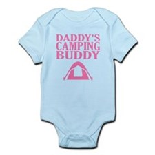 Daddy's Camping Buddy Body Suit
