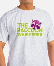 Raccoon Whisperer T-Shirt