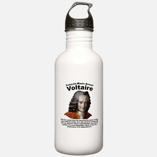 Voltaire Equality Water Bottle