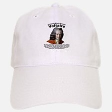 Voltaire Equality Baseball Baseball Cap