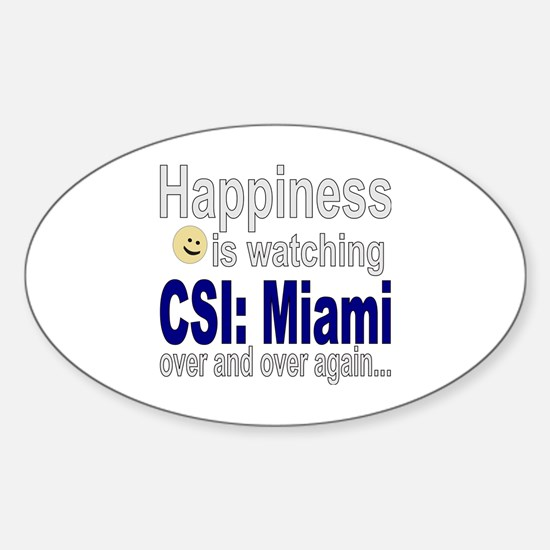 Cute Csimiamitv Sticker (Oval)