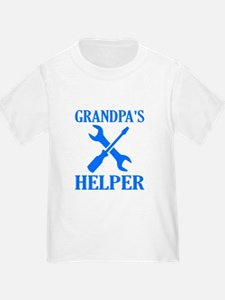 Grandpa's Helper T-Shirt