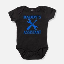 Daddy's Assistant Baby Bodysuit