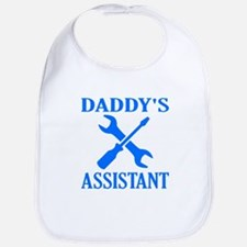 Daddy's Assistant Bib