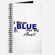 I Wear Blue 3 (Aunt CC) Journal