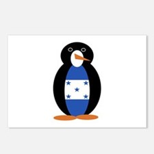 Penguin of Honduras Postcards (Package of 8)