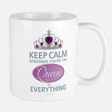 Keep Calm - Queen Mugs