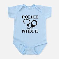 Police Niece Body Suit