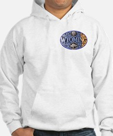 WYOMING Jumper Hoody