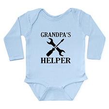 Grandpa's Helper Body Suit