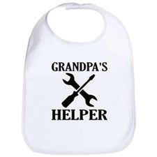 Grandpa's Helper Bib