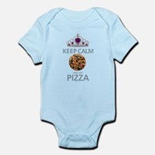 Keep Calm - Pizza Body Suit