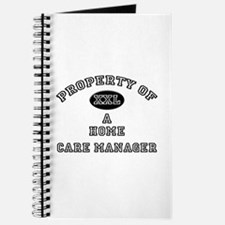 Property of a Home Care Manager Journal