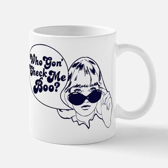 Cute Boo Mug