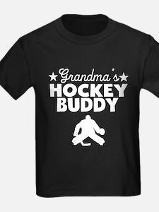 Grandma's Hockey Buddy T-Shirt