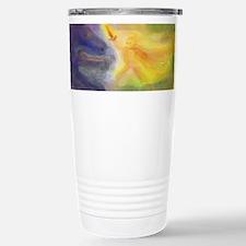 Funny Steiner art Travel Mug