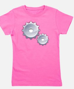 Cute Anvil Girl's Tee