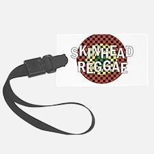 Skinhead Reggae Luggage Tag