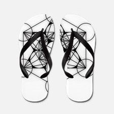 Cool Age of the universe Flip Flops