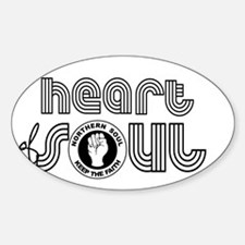 Heart of Soul Decal