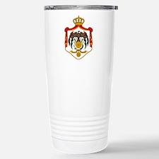 Cute Jordanian Travel Mug