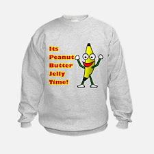 Cute Peanut Sweatshirt