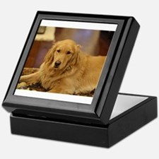Nala the golden inside Keepsake Box