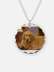 Nala the golden inside Necklace