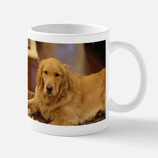 Nala the golden inside Mugs