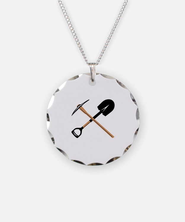 Miner Tools Necklace