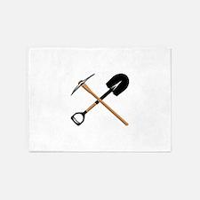 Miner Tools 5'x7'Area Rug