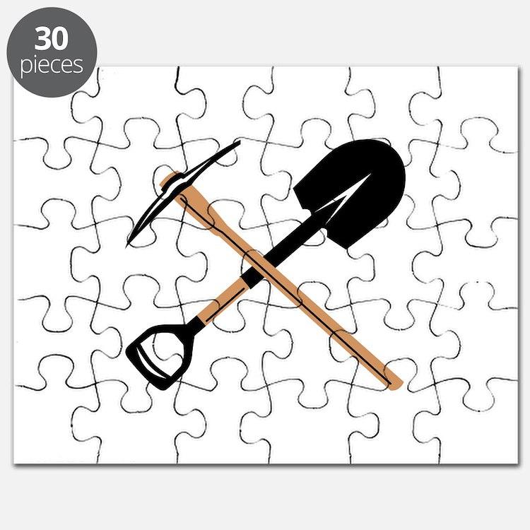 Miner Tools Puzzle