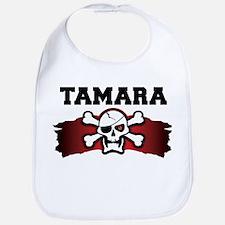 tamara is a pirate Bib