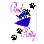 Bad Kitty Postcards (Package of 8)