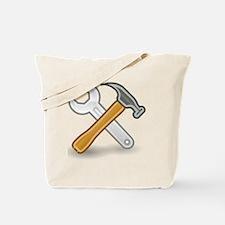 Unique Tools Tote Bag