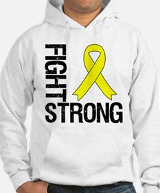 Ewing Sarcoma Fight Strong Hoodie