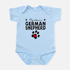 My Sister Is A German Shepherd Body Suit