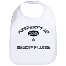 Property of a Hockey Player Bib