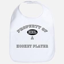 Property of a Hockey Player Bib