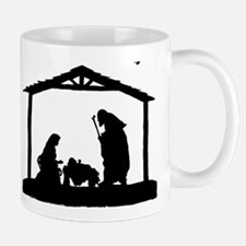Nativity Mugs