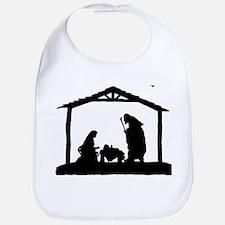 Nativity Bib