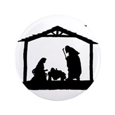 Nativity Button