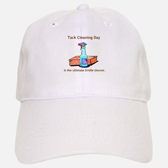 tack cleaning day.JPG Cap