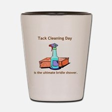 tack cleaning day.JPG Shot Glass