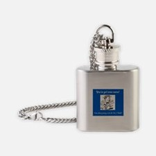 Some Nerve.JPG Flask Necklace