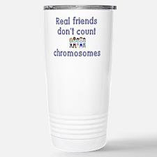 Cute Down syndrome Travel Mug
